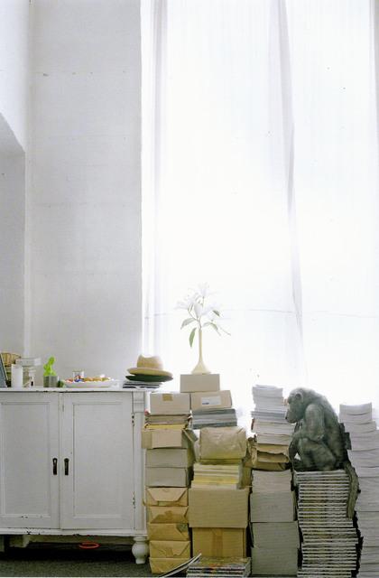 , 'Atelierabschied (Ateliertiere),' 2006, Beck & Eggeling