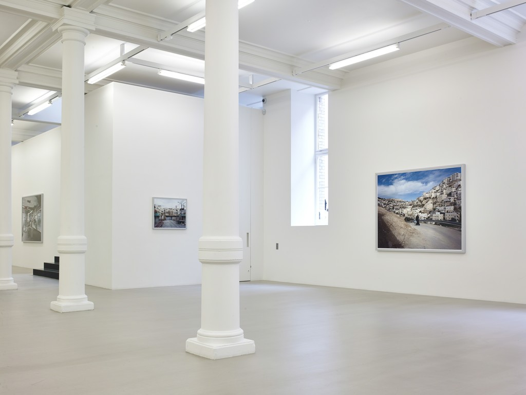 Thomas Struth, Installation View, Marian Goodman Gallery, London, April 29 – June 6, 2015