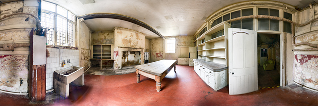 , 'West Horsley Place - The Kitchen,' 2018, Quantum Contemporary Art
