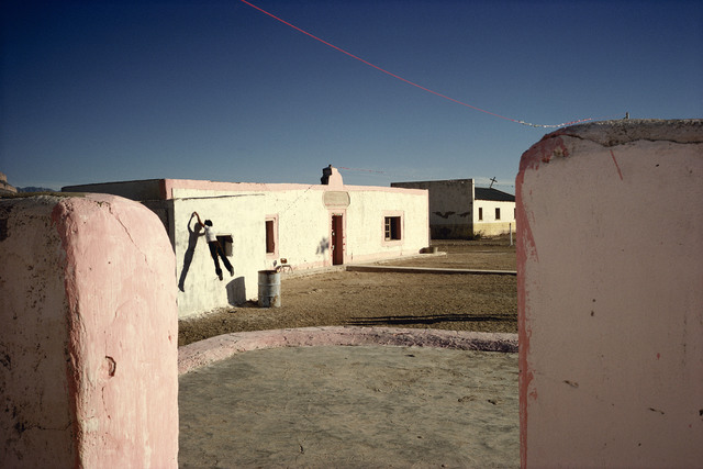, 'Jumping. Boquillas (Border). Mexico. ,' 1979, Magnum Photos