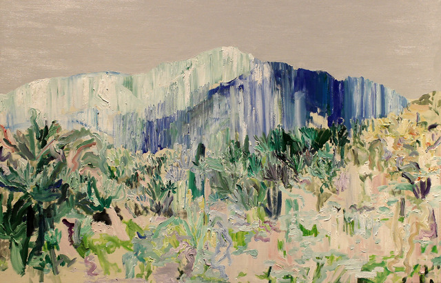 , 'Mount Athos 3,' 2013, Ota Fine Arts
