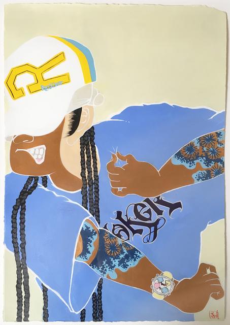 , 'A3 Blackface Blackbook #1,' 2004, Cheryl Numark Fine Art