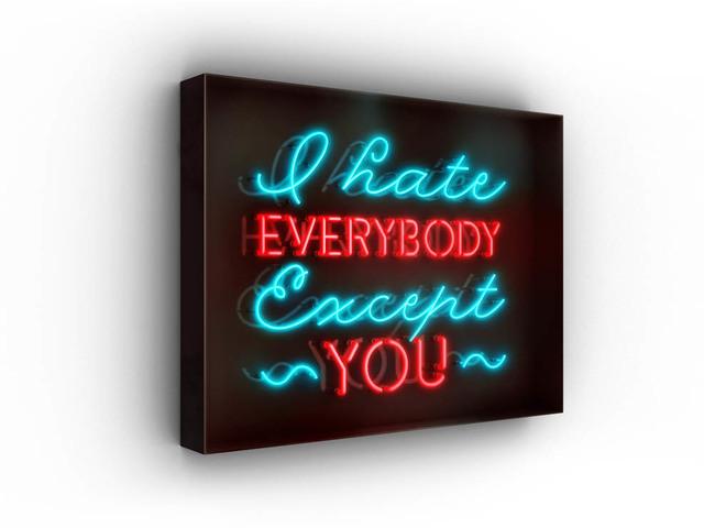David Drebin, 'I Hate Everybody Except You', 2016, Isabella Garrucho Fine Art
