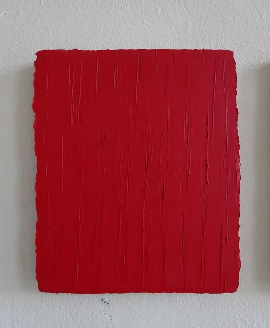 , 'Kleines Rot I,' 2006, Sebastian Fath Contemporary