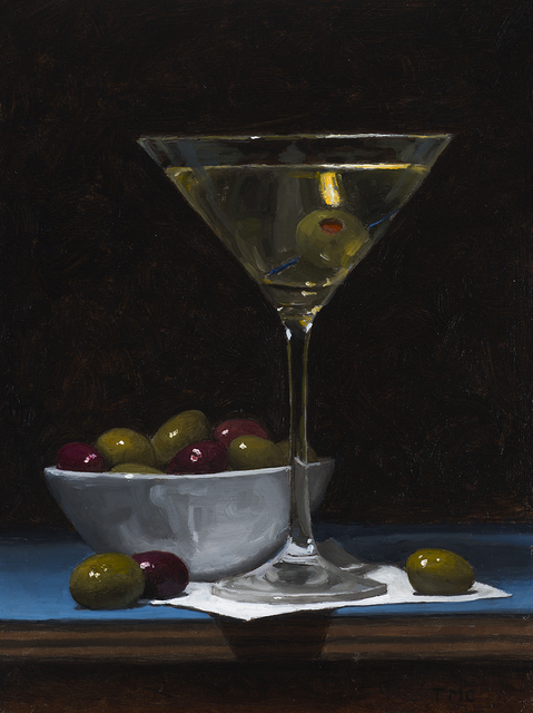 , 'Dirty Martini,' 2017, Rehs Contemporary Galleries