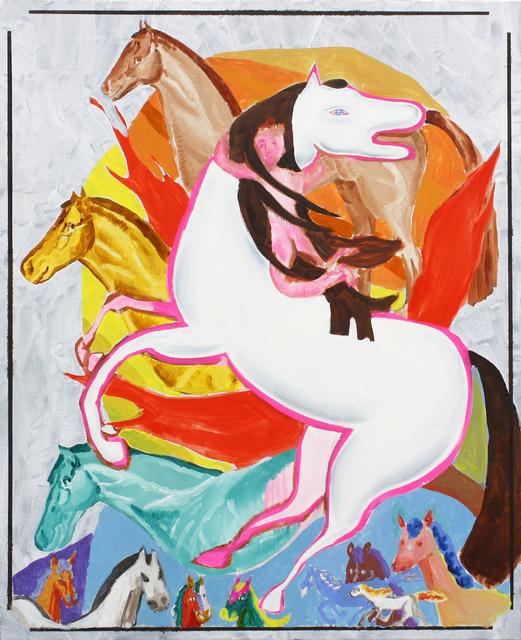 , 'Self-portrait 227,' 2010, GALLERY MoMo