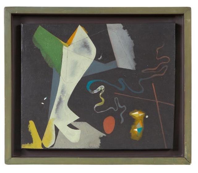 , 'Untitled,' 1946, AbExArt