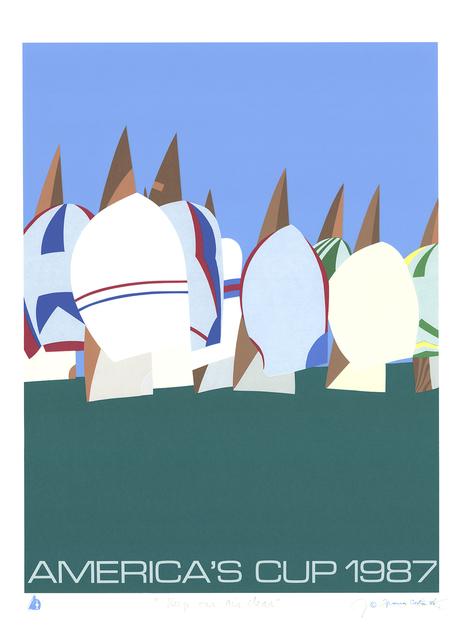 , 'Keep Our Air Clean,' 1987, ArtWise