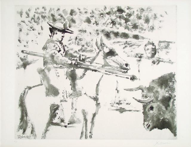 , 'Le Picador,' 1952, John Szoke