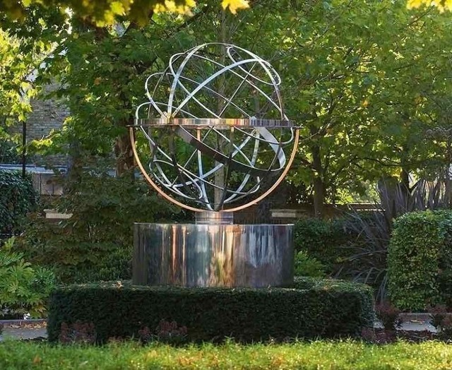 , 'Armillary Sphere,' 2018, Inception Gallery