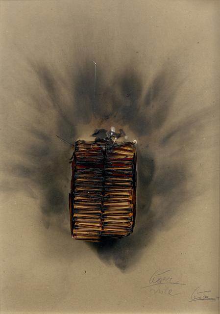 , 'Combustion D'Allumettes,' , Demisch Danant