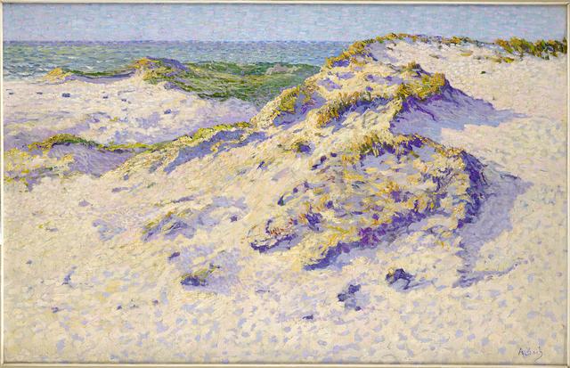 , 'Dunes in the sun,' ca. 1903, Musée d'Ixelles