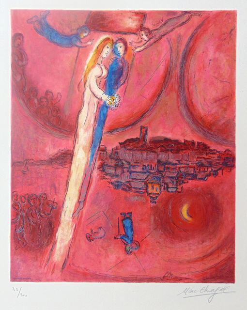 , 'The Song of Songs (Le Cantique des Cantiques),' 1975, Gilden's Art Gallery