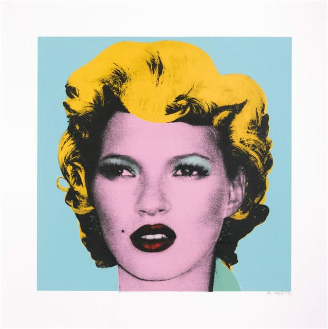 , 'Kate Moss (Original Colourway),' 2005, Gormleys Fine Art