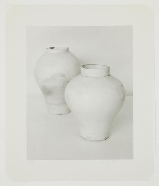 , 'Vessel ,' 2004-2011, Musée national des arts asiatiques - Guimet