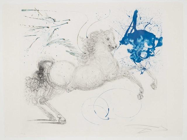 , 'Mythology Pegasus,' 1963-1965, ACA Galleries