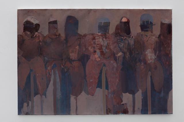 , 'Open Museum Series (#2),' 2018, Galerie Nathalie Obadia