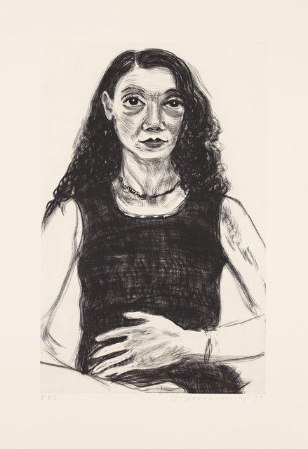David Hockney, 'Brenda', 1998, Galerie de Bellefeuille