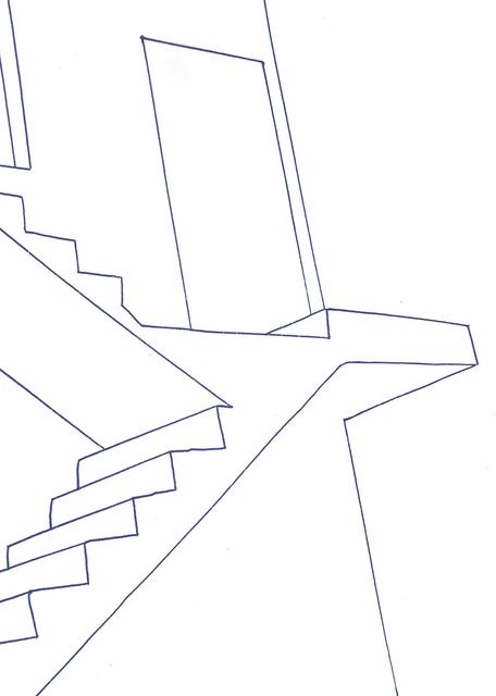, 'Drawing #42,' 2016, Gypsum Gallery