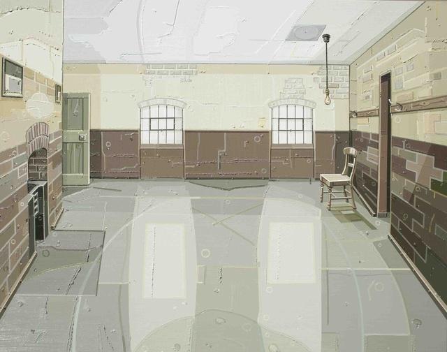 , 'Workhouse (Male Ward),' 2012, Andréhn-Schiptjenko