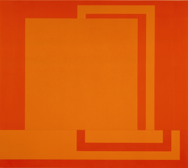 , 'Isolation Confirmed (PHP 89-07),' 1989, Guggenheim Museum Bilbao