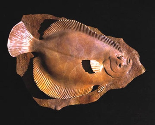 Tony Angell, 'Flounder', 2002, Foster/White Gallery