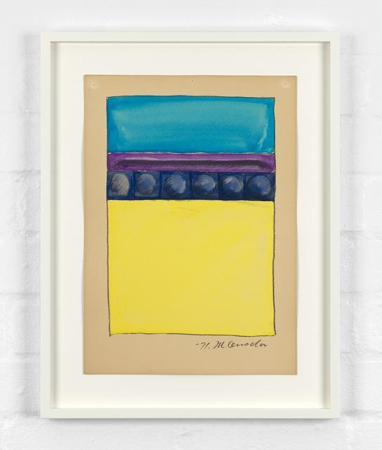 Minoru Onoda, 'Untitled', 1971, Anne Mosseri-Marlio Galerie