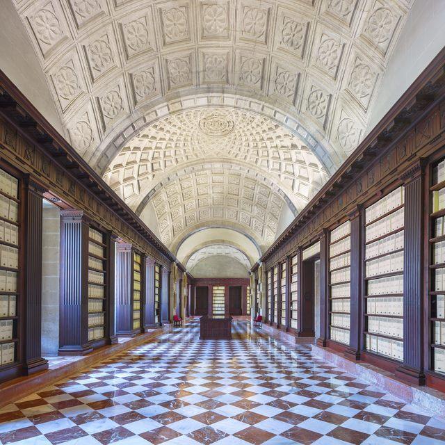 , 'Archivo general de indias, Sevilla,' 2017, K + Y Gallery
