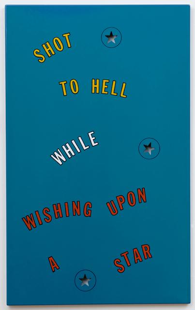 , 'Shot to Hell,' 1996, Brooke Alexander, Inc.