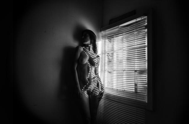 , 'Striped Contour,' 2014, Kovet.Art