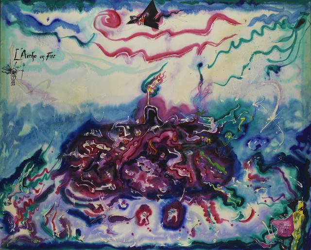 , 'L'Arch en Fer,' 2001, Shunpudo Gallery
