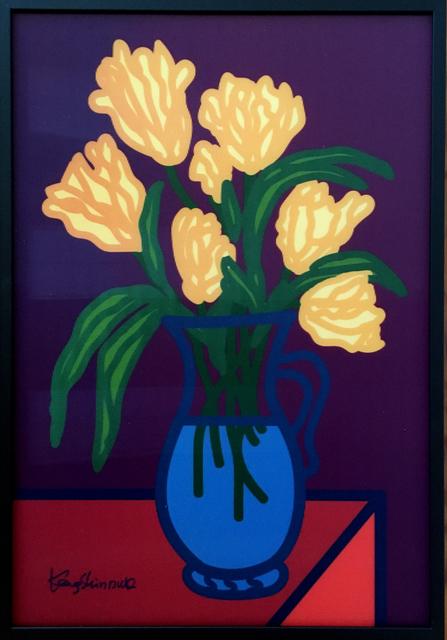 , 'Still life: Tulip,' 2018, Galerie Pici