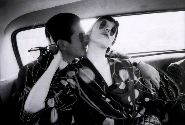 , 'Irving Blum and Peggy Moffitt,' 2014, GALERÍA ETHRA