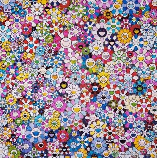 Takashi Murakami, 'Bouquet of Love', 2016, Vogtle Contemporary