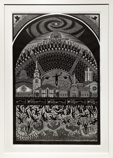 , 'American Religion I,' 2010, Paradigm Gallery + Studio