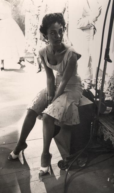 , 'Dorothy Dandridge,' ca. 1955, Keith de Lellis Gallery