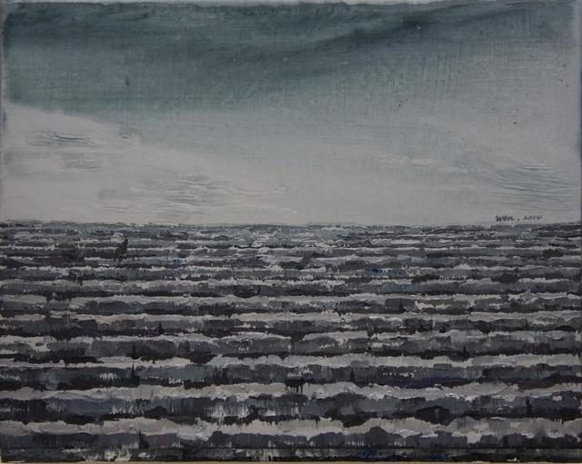 , 'Brushwork 2014.3,' 2014, Leo Gallery
