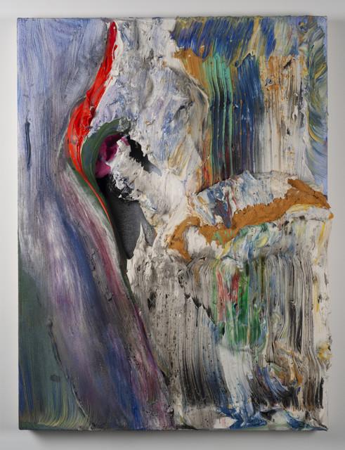, 'UPPER ORANGE,' 2017, Berry Campbell Gallery