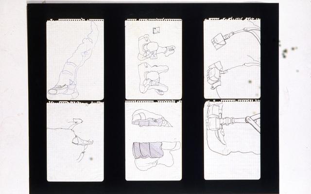 , 'Cuaderno Castillejos #1,' 1965, Henrique Faria Fine Art