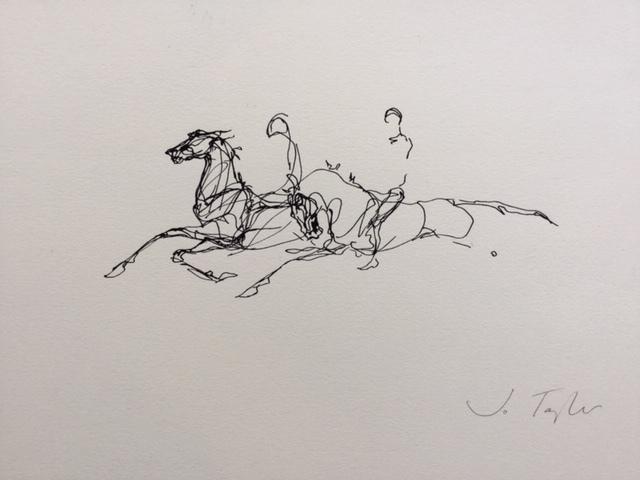 , 'Horse Boys,' 2019, Thompson's Galleries