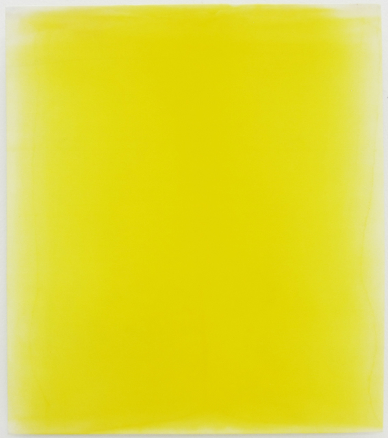 , 'breathing light-yellow,' 2016, Gaain Gallery