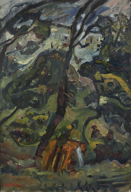 , 'Paysage du Midi,' ca. 1919, Bernard Goldberg Fine Art