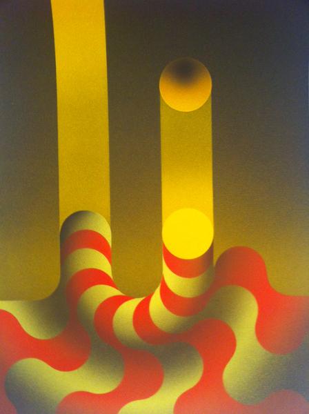 , 'Untitled,' , Del Infinito