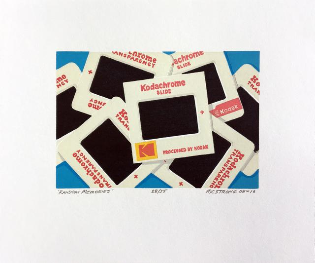 Mark Strong, a retrospective catalogue of prints | 203 Fine