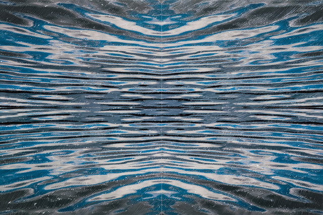 Ben Buswell, 'Untitled (Fold 2)', 2018, Upfor
