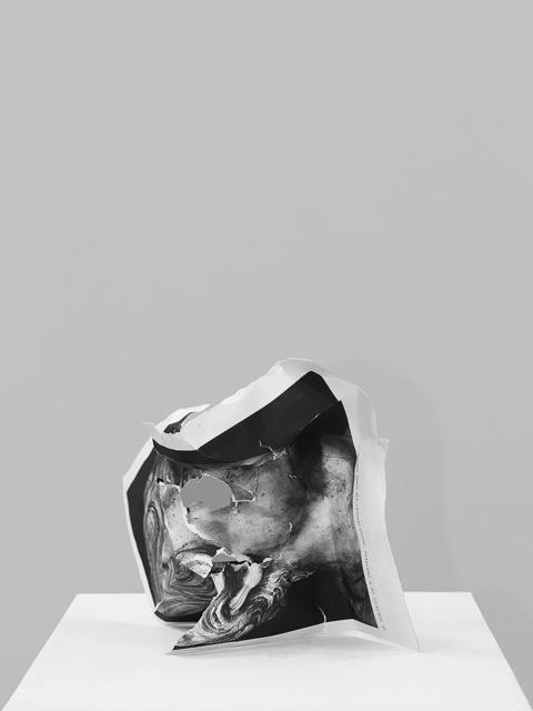 , 'Damnatio memoriae #4,' 2013, Casemore Kirkeby