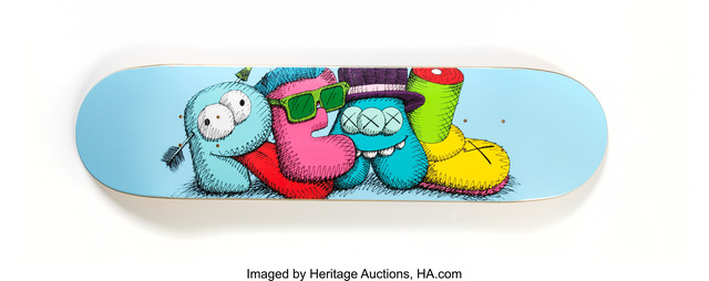 KAWS, 'REAL', 2007, Heritage Auctions