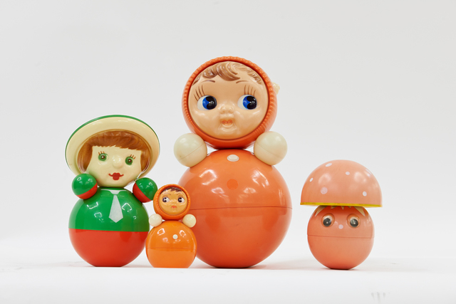 , 'Nevalyashka Toy, Russian Tilting Doll,' 1970, Kunsthal Rotterdam