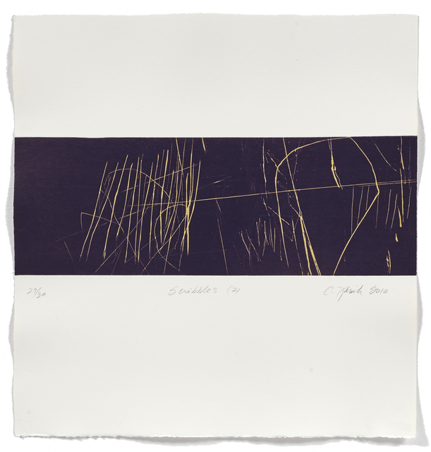 Catherine Farish, 'Scribbles 2', 2009, Atelier-Galerie A.Piroir