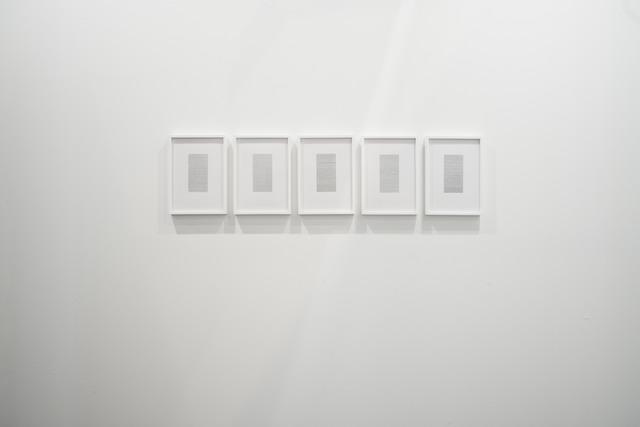 Nicène Kossentini, 'Infinitesimal', 2015, Sabrina Amrani